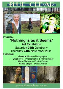 nothing is as it seems poster 2