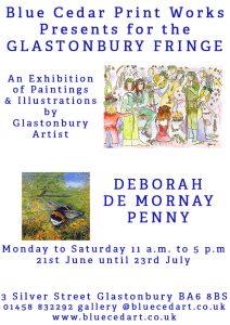 Deborah De Mornay Penny Poster