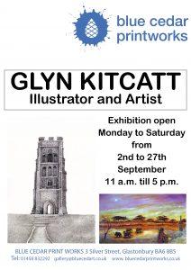 Poster Glyn Kitcatt